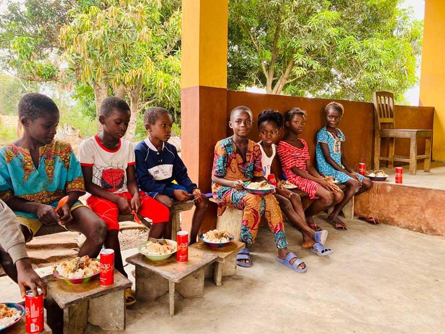 Christmas in Sierra Leone