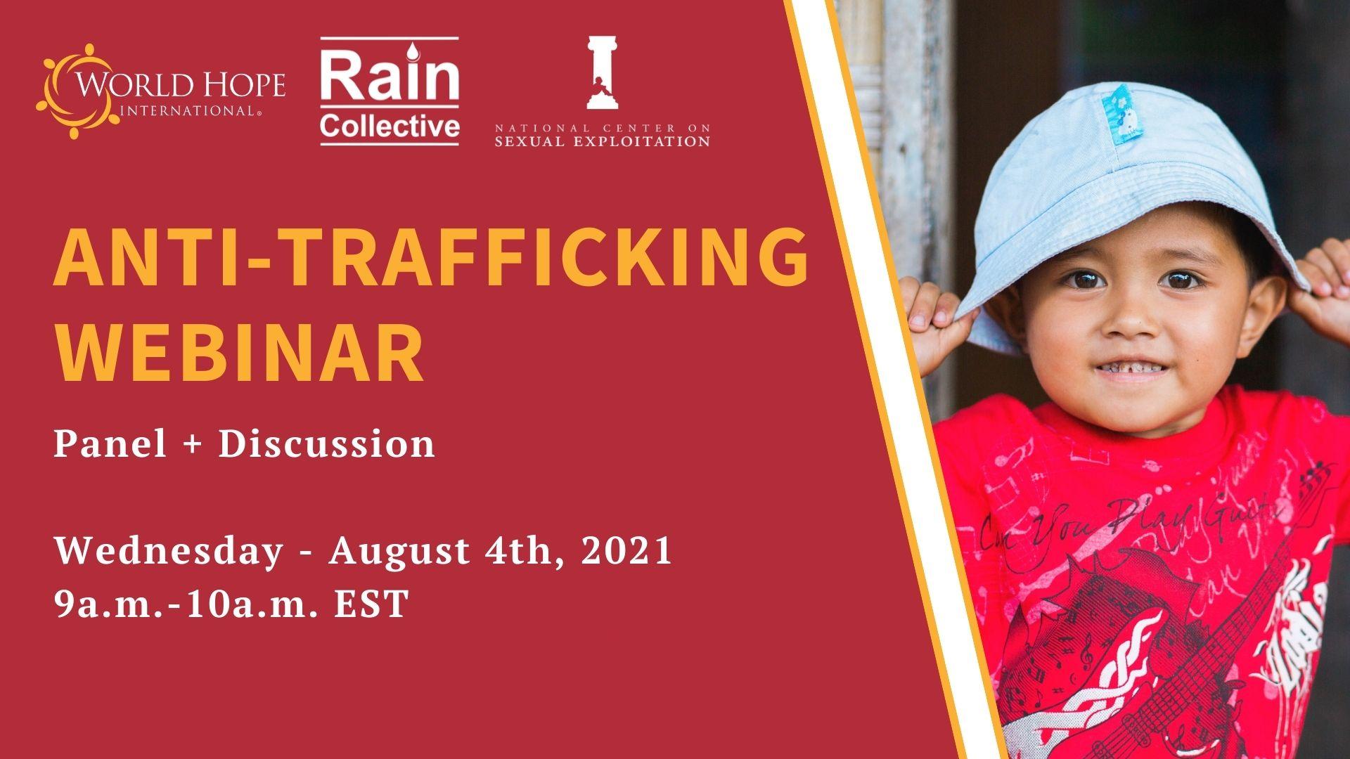 Event: Anti-Trafficking Webinar