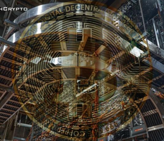 Blockchain Power Plant