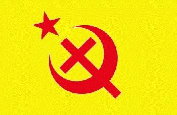 china-christianity-islam-flag indicating China's Religious Affairs Regulations Article 1
