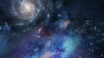 300,000 galaxies -- no God?