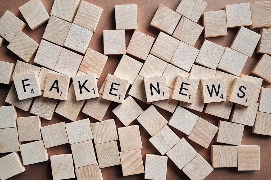 Fake news is everywhere