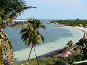 Bahia Honda Key in December.