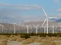 San Gorgonia Pass Wind Farm