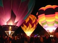 Balloon Glow, Gilbert AZ