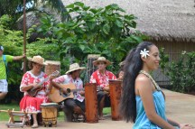 Tahitian wedding