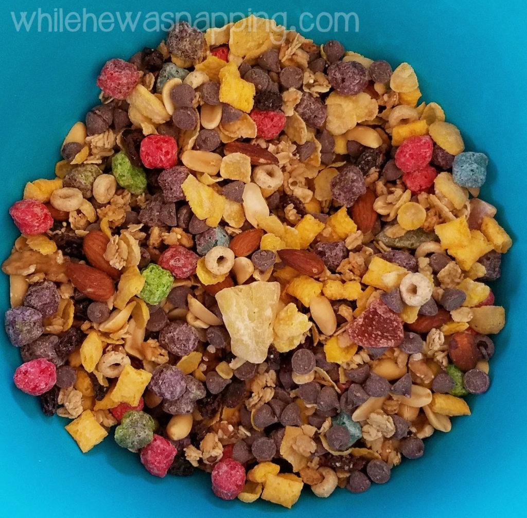 Crunch O S Snack Mix