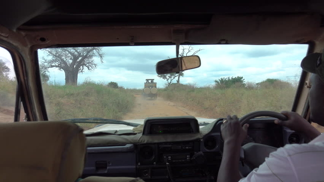 self-driving in Tanzania