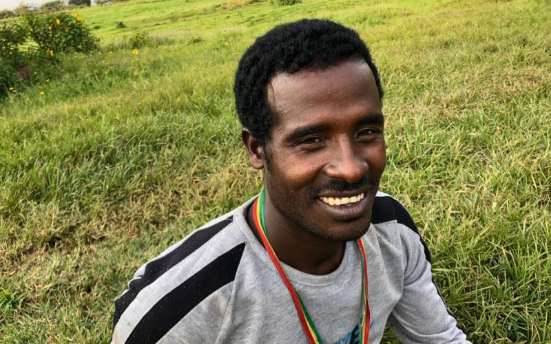 guide in ethiopia.whileinafrica