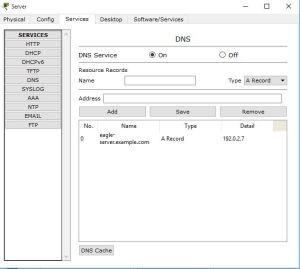 Monitor network for ARP, DNS and TCP process with the help of HTTP