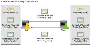 Authentication Using Certificates