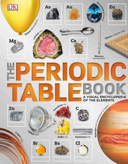 Free download pdf of The Periodic Table Book - A Visual Encyclopedia