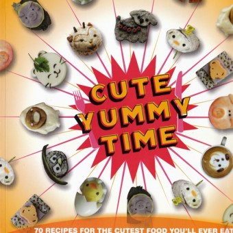Book Review: Cute Yummy Time by La Carmina