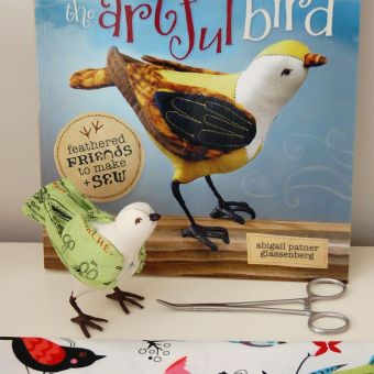 Kickin' off The Artful Bird Blog Tour – It's Giveaway Time!