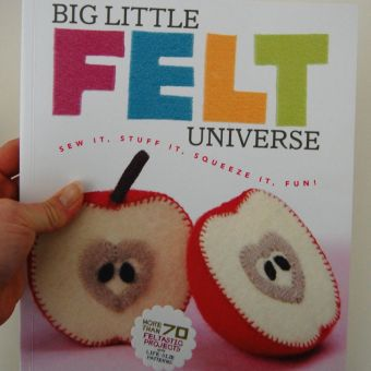 Book Review: Big Little Felt Universe by Jeanette Lim