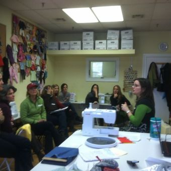 Class Report: Get To Know Your Sewing Machine