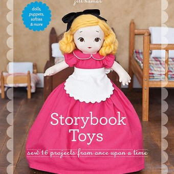 Book Review: Storybook Toys by Jill Hamor