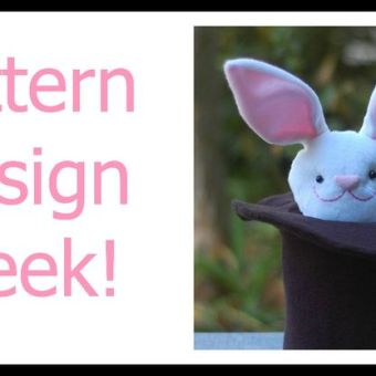 """Pattern Design Week: Topic #4 The """"Whys"""" and """"What Ifs"""" of Selling Patterns"""