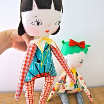 Awesome Handmade Toys: Jess Quinn