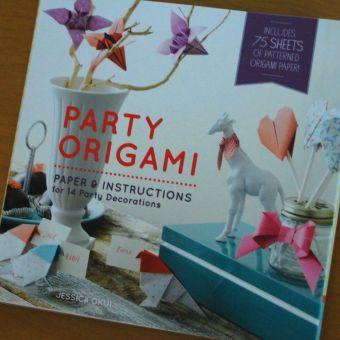 Party Origami by Jessica Okui