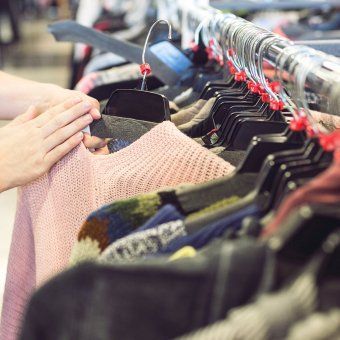 How to Shop for Sewing Supplies at Thrift Stores and Rummage Sales