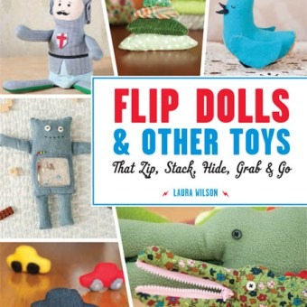 Book Review: Flip Dolls and Other Toys