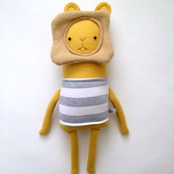 Awesome Handmade Toys: Michelle Jewell of Finkelstein's Center