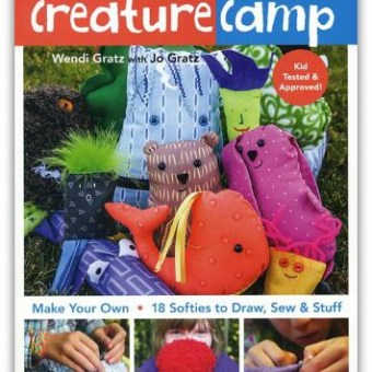 Book Review: Creature Camp by Wendi Gratz