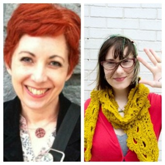 Podcast Episode #26: Diane Gilleland and Haley Pierson-Cox