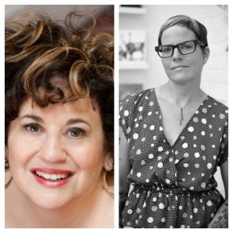 Podcast Episode #27: Lilla Rogers and Lisa Congdon