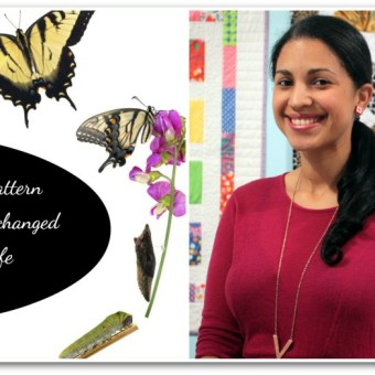 The Pattern That Changed My Life: Vanessa Vargas Wilson