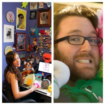 Podcast Episode #30: Chelsea Bloxsom and Phil Barbato