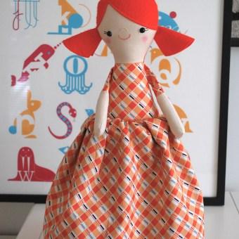 Topsy Turvy Doll Pattern Revamp