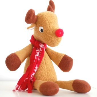 Ruby the Reindeer Rerelease and Some New Comic Eyes