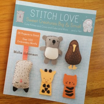Book Review: Stitch Love by Mollie Johanson