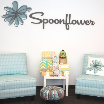 A Visit to Spoonflower