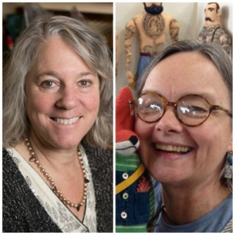 Podcast Episode #50: Salley Mavor and Mimi Kirchner