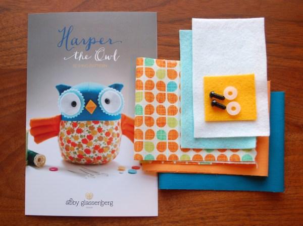 Harper the Owl Kit