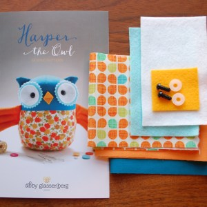 Harper the Owl Kit