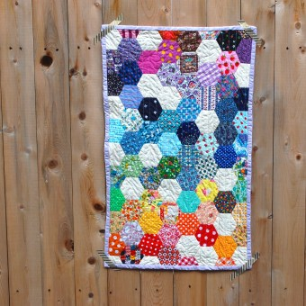 A Doll Quilt