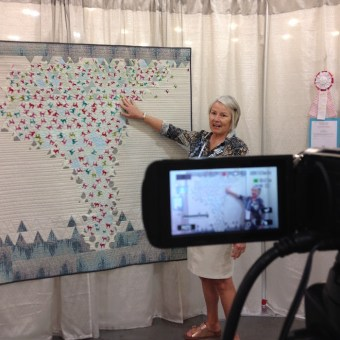 Go Tell It at the Quilt Show Records the Oral Histories of Quilts