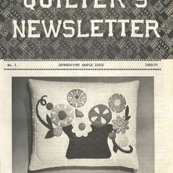 F+W to Donate Quilters Newsletter Archives to the University of Texas