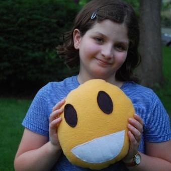 Sew a Softie Day: Kid Made Emoji and Cthulhu Softies