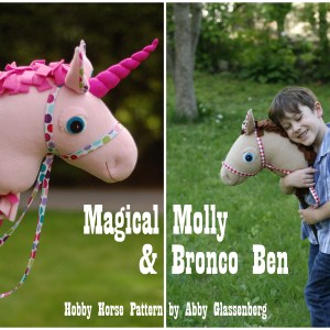Hobby Horse Sewing Pattern