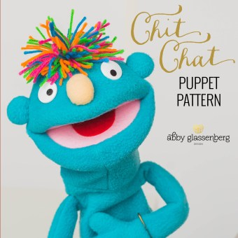 New Pattern: Chit Chat Puppet