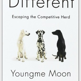 Book Review: Different by Youngme Moon