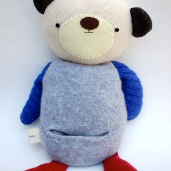 How To Make A Memory Bear Free Pattern