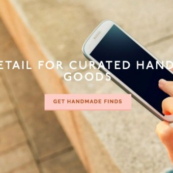 Handheld Handmade Brings Curated Handmade Goods Straight to Your Phone Via Text Message