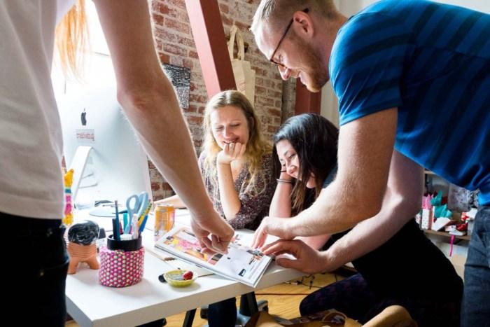 creativebug team