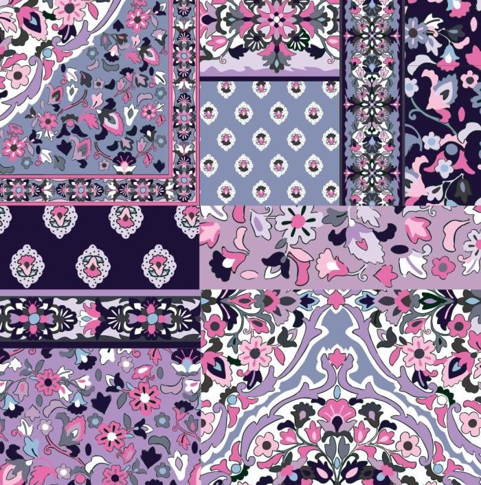 quilt floral by vera bradley